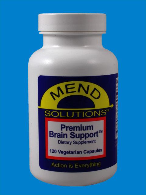 Premium Brain Support